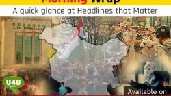 TOP NEWS HEALINES OF THE DAY Wreath laying ceremony of martyrs to take place in Srinagar Read Here- http://u4uvoice.com/?p=236748