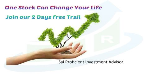 We Provide Accurate Stock Market Tips:: How to use Technical analysis and Fundamental analysis to predict the accurate price movements? At Sai  Proficient Research  we provide accurate stocks and commodities tips.
