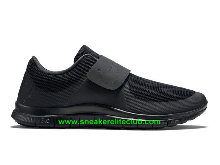 Nike Free Socfly Chaussure De Course Pas Cher Pour Homme Noir 724851-001-1603192047 - Chaussure Nike BasketBall Magasin Pas Cher En Ligne!