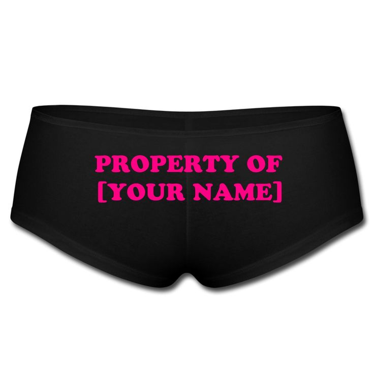 Custom Underwear for Her - Women's Personalized Panties - High Quality - Funny Underwear for Girlfriend or Wife by JBennettCreations on Etsy https://www.etsy.com/uk/listing/251329881/custom-underwear-for-her-womens