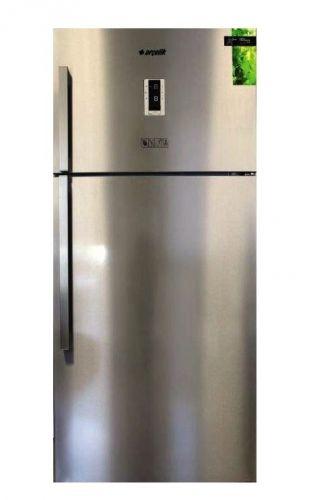 Arçelik 5850 NFY A++ Enerji Sınıfı Buzdolabı -Yeni no frost sistemiyle bu buzdolabı ile buzlanmalara artık son.611 litrelik devasa iç hacmiylede olabileceğinden daha çok gıda stoklayabilirsiniz.A++ enerji sınıfı üyesi olan Arçelik tasarruf etmenizi ve bütçenize katkı sağlamınıza yardımcı oluyor.43 dB'lik  sesiylede sessiz diyebilecek kadar düşük sesle çalışır ve ne sizi ne de komşularınızı rahatsız edersiniz.