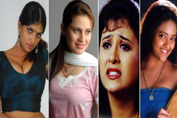 Tamil actresses involved in prostitution rackets!