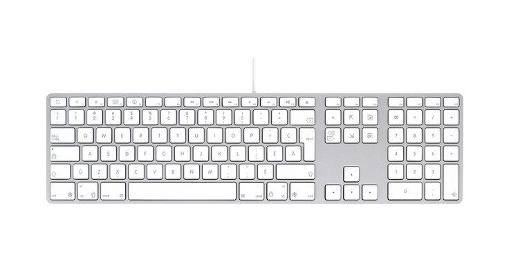 Le clavier Apple avec pavé numérique se branche facilement à votre Mac et comprend deux ports USB. Achetez en ligne et profitez de la livraison rapide et gratuite.