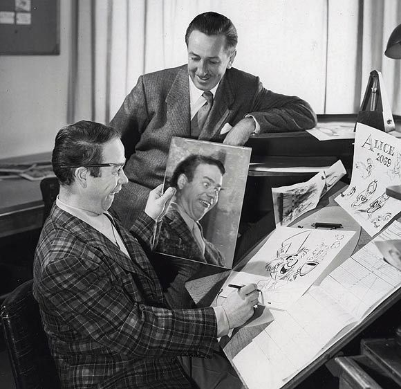 Happy Centennial, Ward Kimball! March 4, 1914—March 4, 2014. Your contributions to the art of animation won't be forgotten anytime soon!