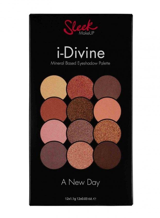 Sleek Makeup Paleta Cieni do Powiek A New Day