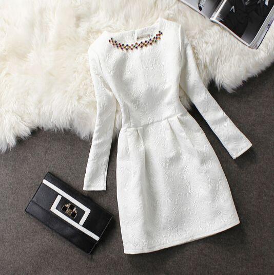 Elegante vestido