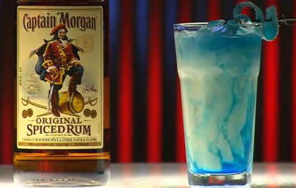 Mixed Drink Touchdown