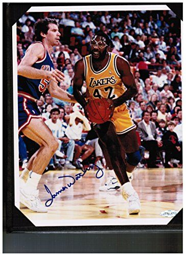 James Worthy Los Angeles Lakers Photographs