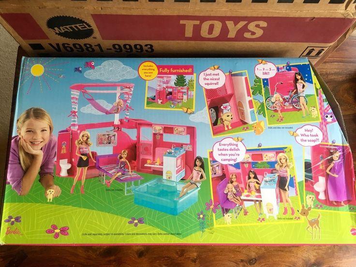 17 Best Ideas About Barbie Camper Van On Pinterest Barbie Camper Malibu Barbie And Vintage Toys