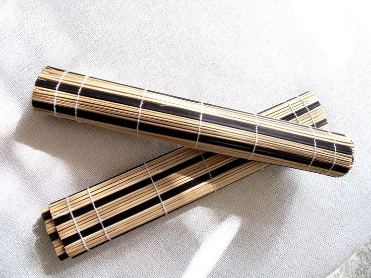 Bamboo Sushi Rolling Mats, Placemats, Kitchen Prep, Sushi Making, Table Decor