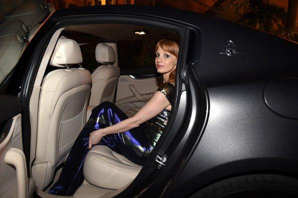 Jessica Chastain - Maserati at Ischia Global Fest: Day 3