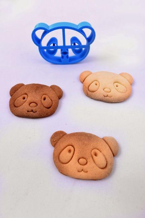 FOREMKA DO CIASTEK PANDA= DRUKOWANIE 3D! http://3dpoint.pl/?product=foremka-do-ciastek-panda