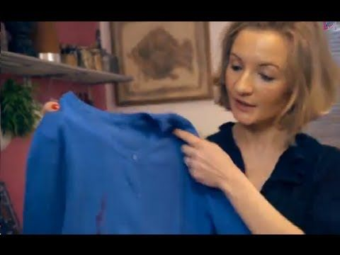 Vanish Tip Exchange: How to Remove Raspberry Stains from a Jumper