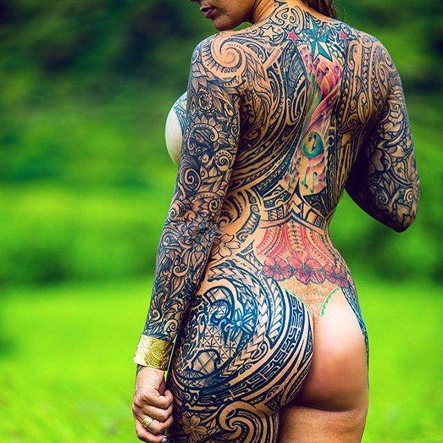 66 best living canvas images on pinterest tattoo ideas for Oahu tattoo shops