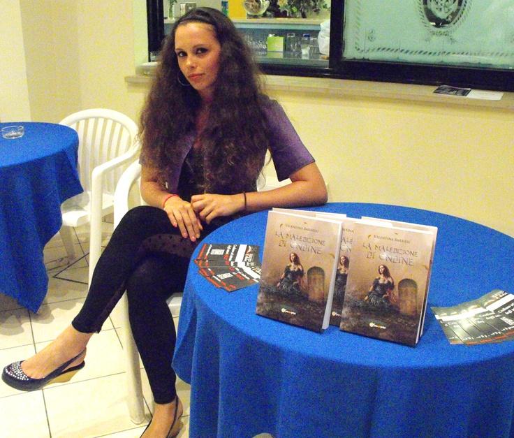 """Presentazione libro """"La Maledizione di Ondine"""" - Valentina Barbieri #paranormal #fantasy"""