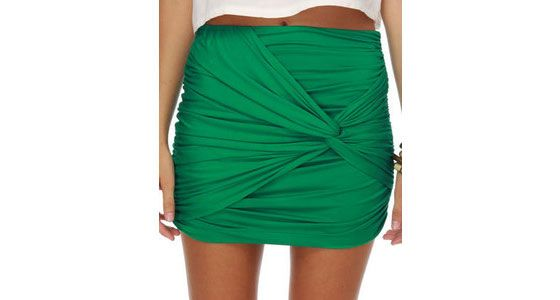 Amazing skirt! Fresh outfit with!