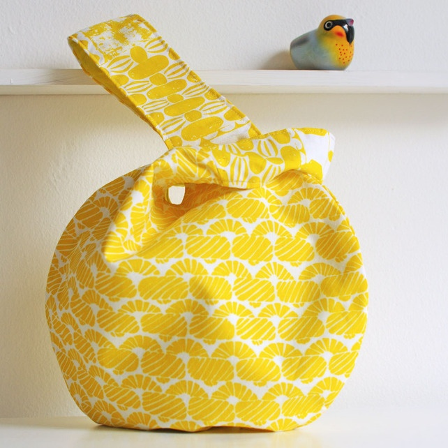 Japanese Style Knot Summer Bag £14.00