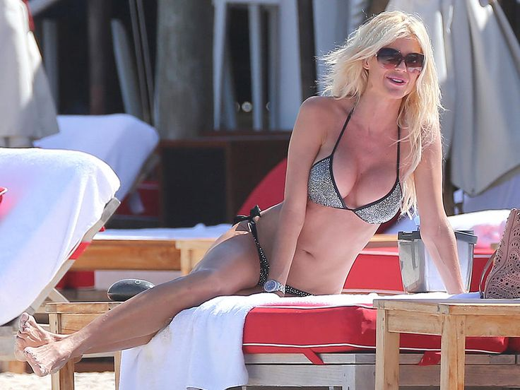 cool Victoria Silvstedt Blonde Bikini Pool Time in St. Bart's Check more at https://10ztalk.com/2016/12/29/victoria-silvstedt-blonde-bikini-pool-time-in-st-barts/