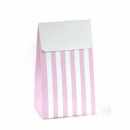 Pink Stripe Party Box