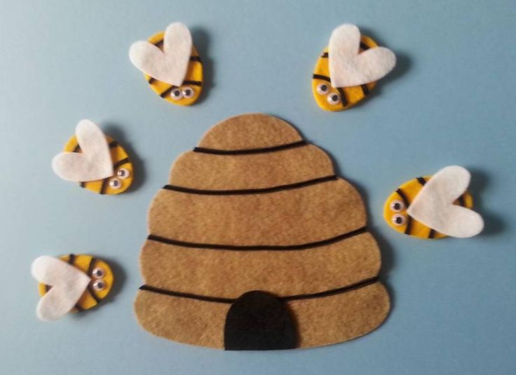 Here is the Bee Hive
