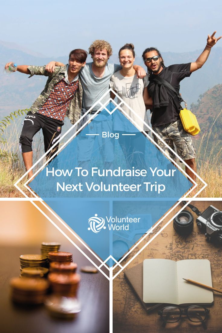 You'd like to volunteer abroad but you don't have the money to afford this experience? To ensure that you're able to take the chance to participate in your desired project, we provide some ideas on how to gather the required funds by starting your own fundraising campaign.