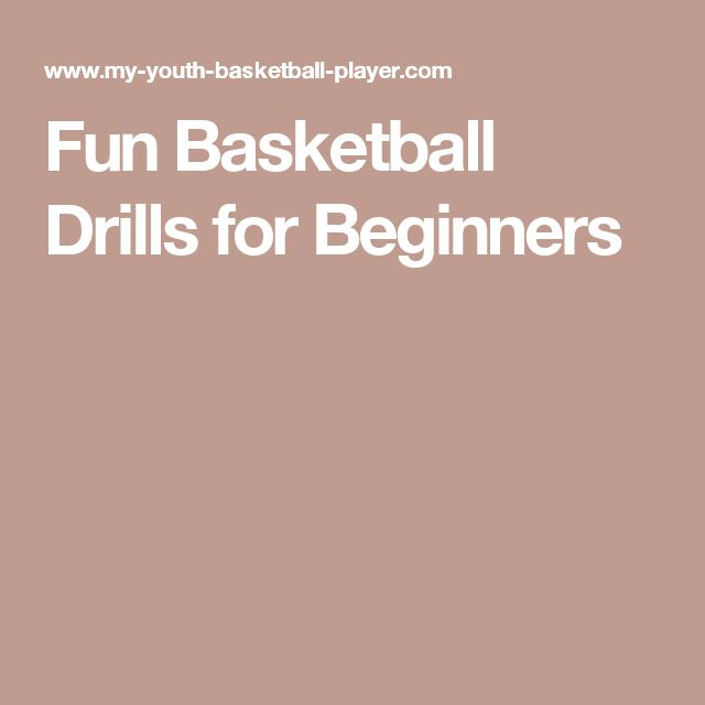 Fun Basketball Drills for Beginners