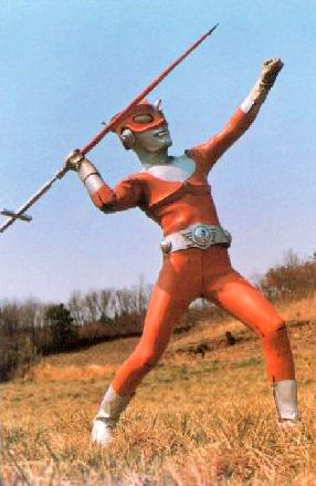 sinyasiki: TVヒーローレッドマンゴッドマングリーンマン