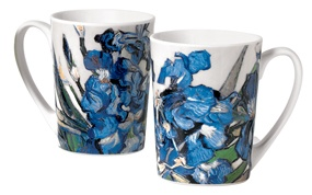 The Met Store - Van Gogh Irises Mugs