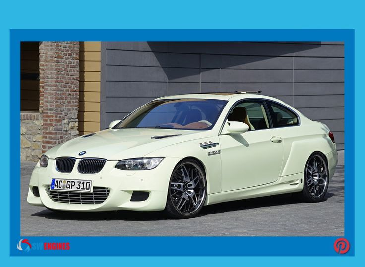 #SWEngines AC Schnitzer goal can be reached in a totally alternative way, as the launch of the superb AC Schnitzer GP3.10 GAS POWERED shows.