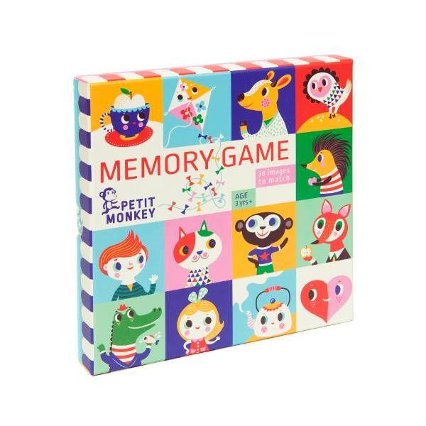 Petit Monkey Memory