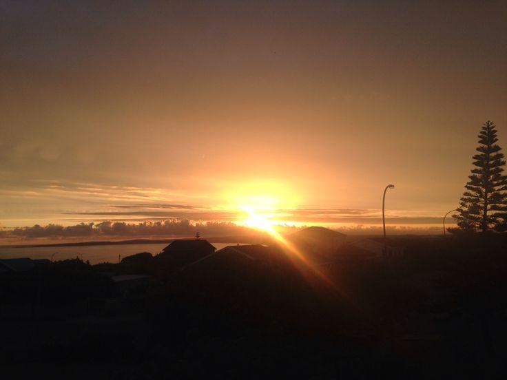 Sunset #Dana bay
