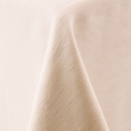 La Tavola Linen / Tuscany / Eggshell. for guest tables+runners on picnic tables.