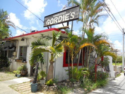 Gordie's Hamburger ゴーディーズ