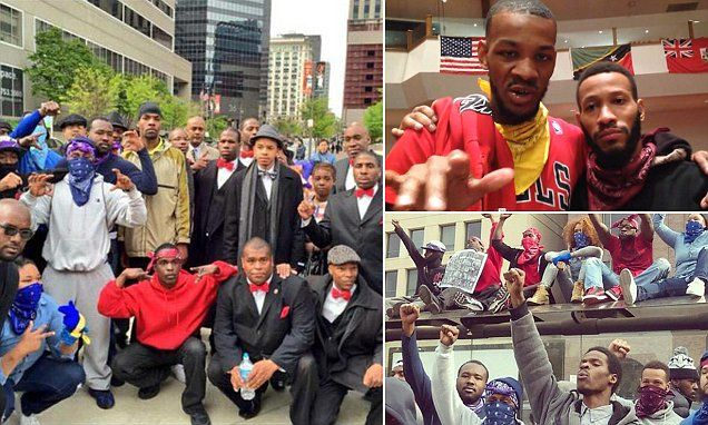 Bloods, Crips AND Nation of Islam unite in Baltimore to stop violence
