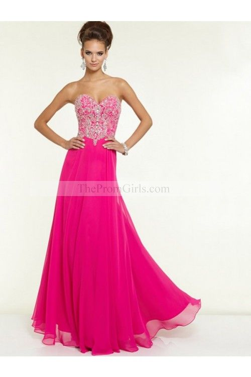 32 best Prom Dresses images on Pinterest | Formal prom dresses, Two ...