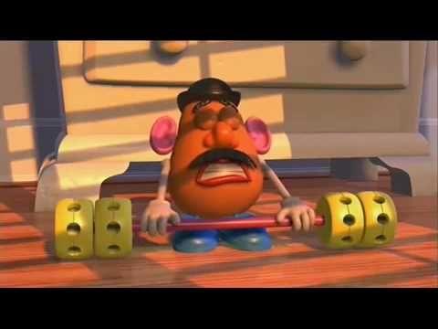Cambios extraños, Toy Story!