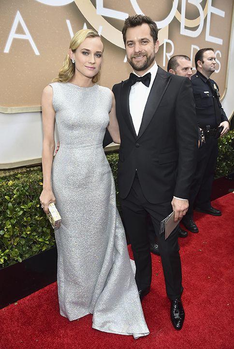 Diane Kruger en haar kêrel,  Joshua Jackson  FOTO: Gallo Images / Getty Images