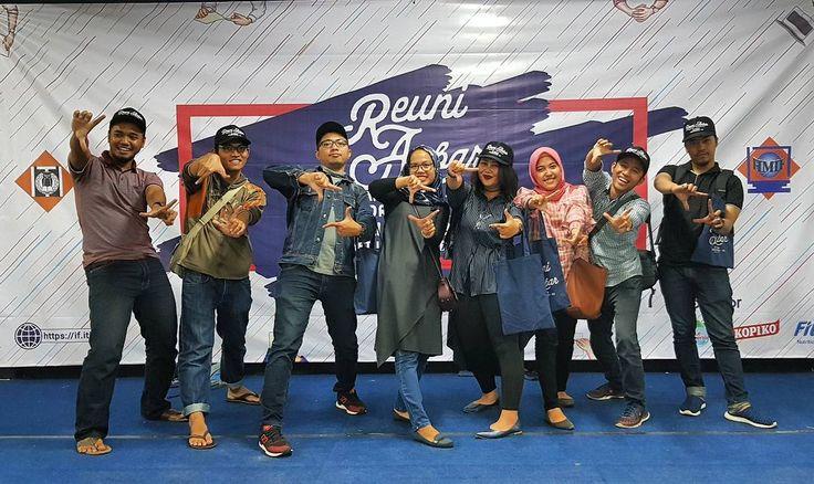 Reuni Akbar Informatika Institut Teknologi Indonesia  #BOTAKIF2009