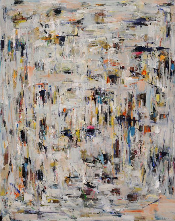 """Saatchi Online Artist: Yangyang pan; Oil, Painting """"Fade Memory"""""""