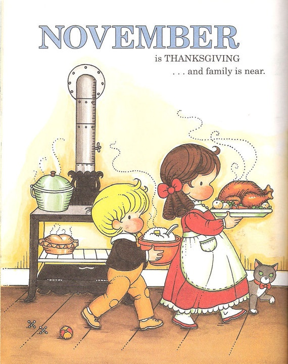 A Childs Year by Joan Walsh Anglund Little by enchantedbookroom, via etsy
