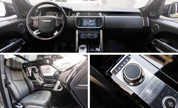 Land Rover Range Rover Reviews - Land Rover Range Rover Price ...