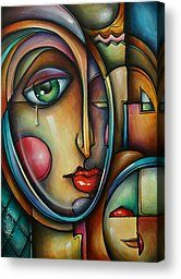 Look Two Painting by Michael Lang - Look Two Fine Art Prints and Posters for Sale