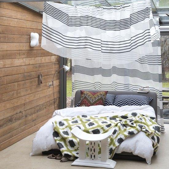 Die besten 25+ Chevron schlafzimmer Ideen auf Pinterest Chevron - wohnideen wohn und schlafzimmer