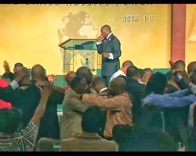 LindarInsights: Pastor Jamal Harrison Bryant ~ Save Our Sons