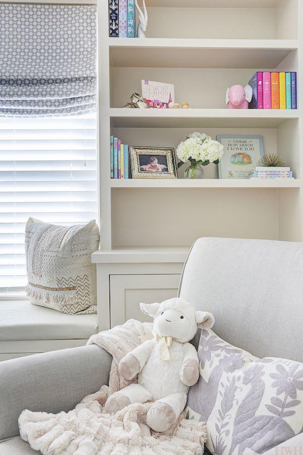 Baby Girlu0027s Lavender Nursery | Honey ...