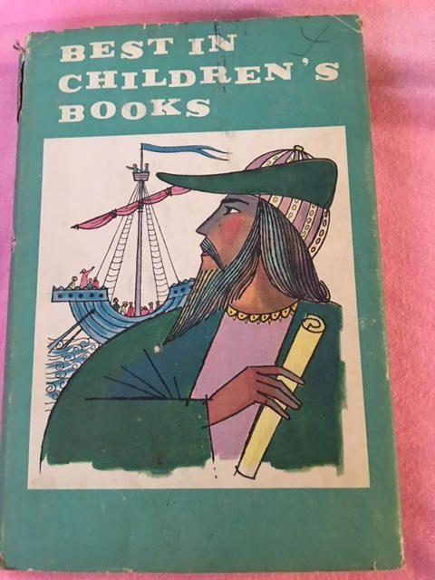 Excited to share the latest addition to my #etsy shop: The Best of Children's Books hardcover 1960 http://etsy.me/2DqZFCV #booksandzines #book #children #fiction #nonfiction #education #entertainment #stories #vintage