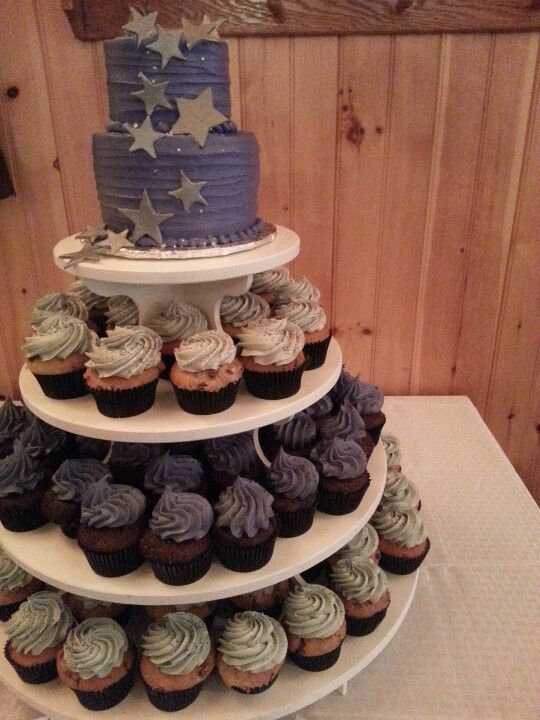 7 Best Cupcake Display Ideas Images On Pinterest