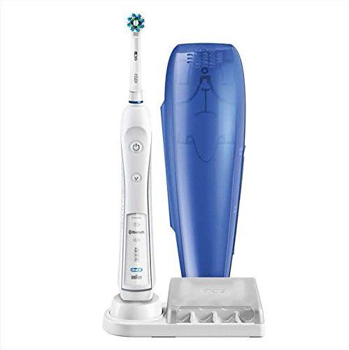 Oral-B Pro 5000 SmartSeries with Bluetooth Electric Rechargeable Power Toothbrush ORAL B http://www.amazon.com/dp/B00O8ODHOA/ref=cm_sw_r_pi_dp_z6m3ub0P2T1TC