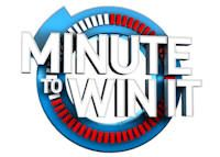 """Minute to Win It Fundraiser. What kinds of crazy things can be done in 60 seconds?  A """"Minute to Win It"""" fundraiser is inspired by the game show of the same name, where contestants are given 60 seconds in which to complete a game or challenge using everyday objects. They are quick games that people can play pretty easily, and not take a whole day."""