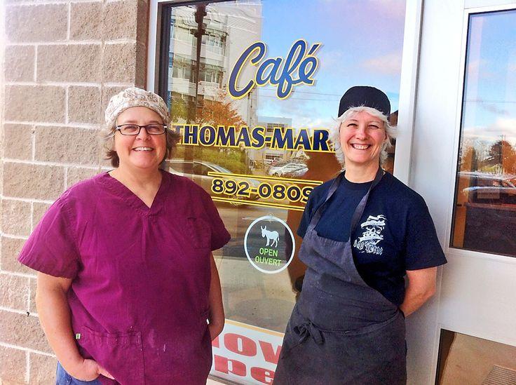 Thomas-Martin Café opens in Charlottetown